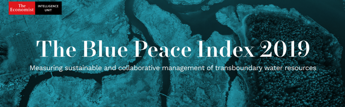 Blue Peace Index Logo
