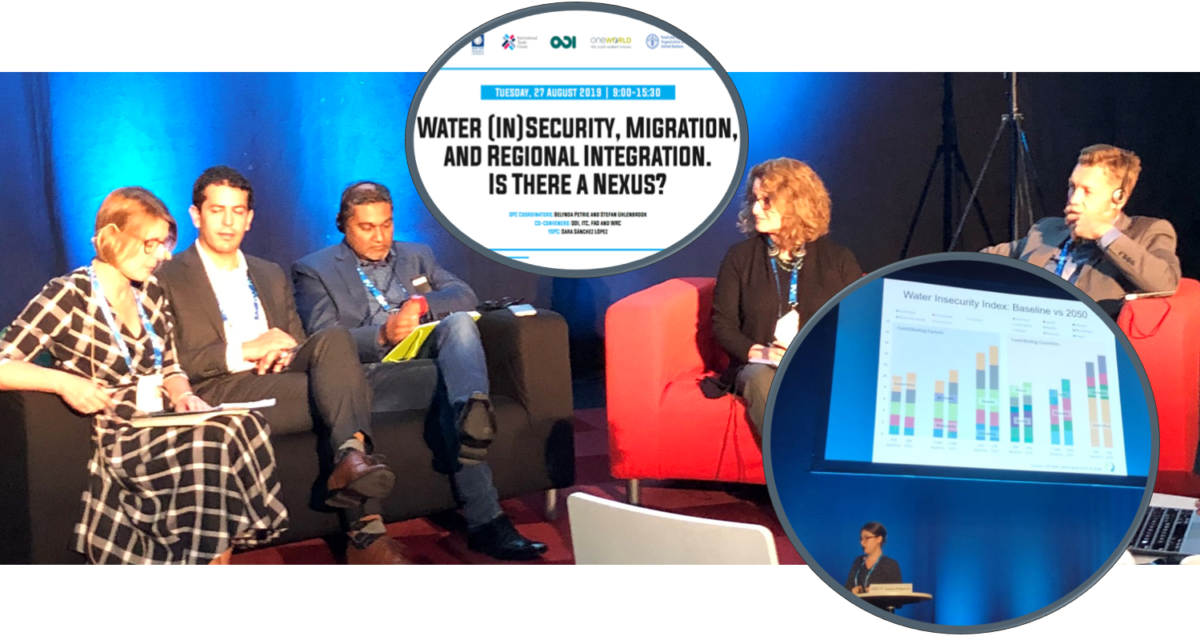 Seminar on Water Security, Migration and Regional Integration – is there a Nexus?